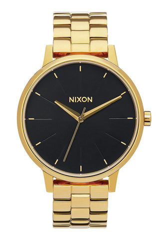 Nixon Kensington / All Gold Black Sunday