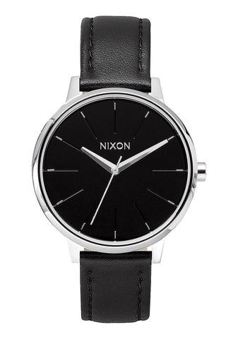 Nixon Kensington Leather / Black Patent