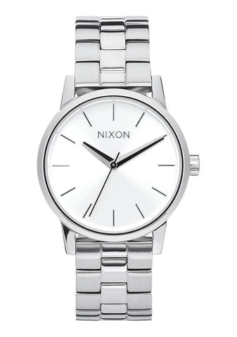 Nixon Small Kensington / All Silver