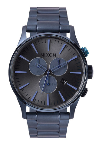 Nixon Sentry Chrono / Deep Blue