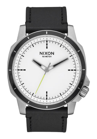 Nixon Ranger OPS Leather / White Black