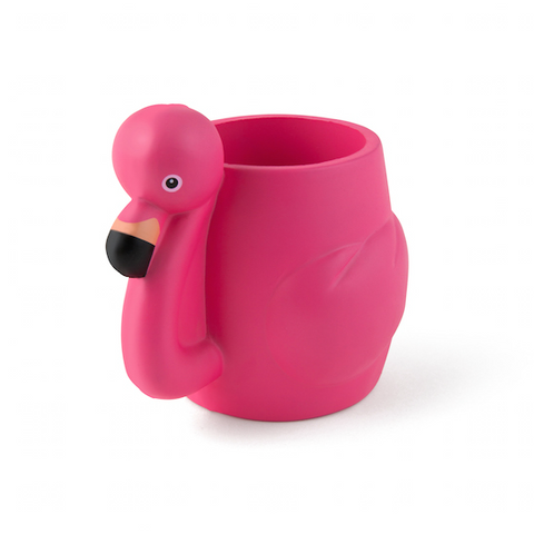 Pink Flamingo Drink Cooler
