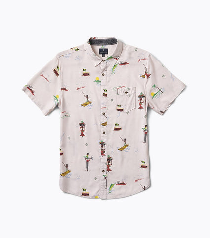 Tourists By Jamie Thomas Button Up Shirt