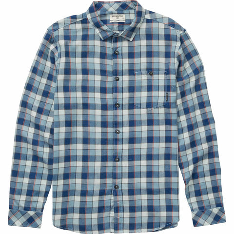 FREEMONT LONG SLEEVE FLANNEL