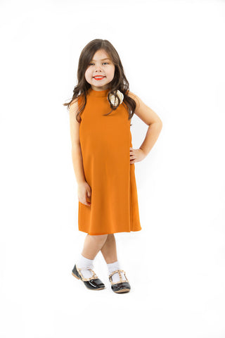 Girl Short Sleeve Dress