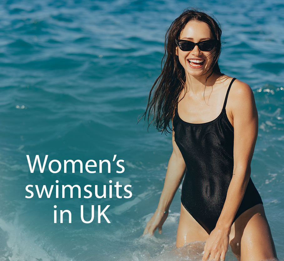 Women's swimsuits in UK for your body type. Ultimate guide