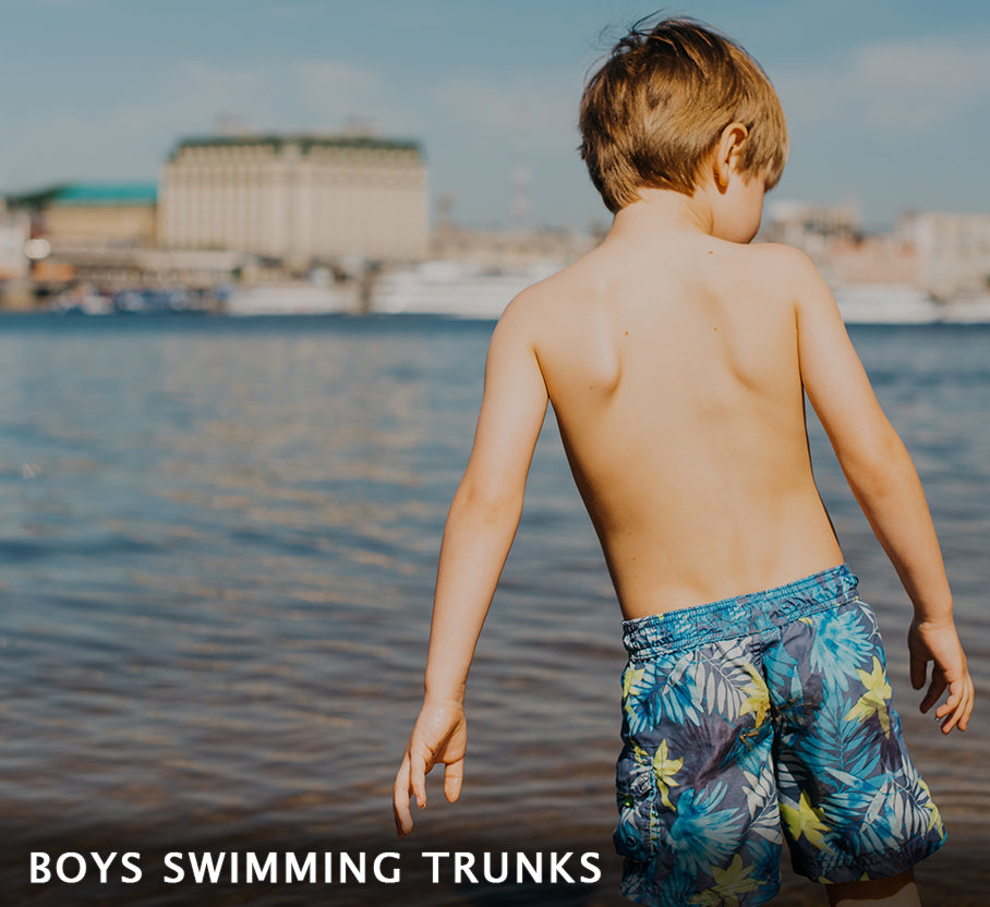 How To Wash Boys Swimming Trunks