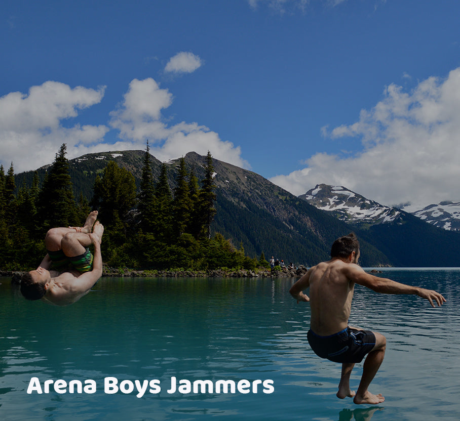 You want to purchase the Arena Boys Jammers