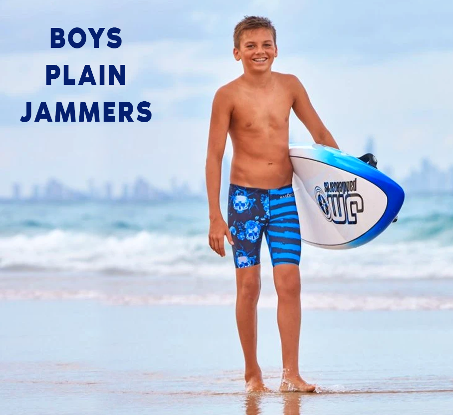 Boys Plain Jammers