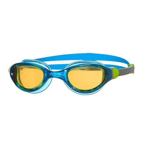 Phantom 2.0 Adult Goggles Blue/Grey/CV - Clickswim.com