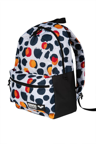 Arena Team  Backpack 3Allover Polka Dots - Clickswim.com