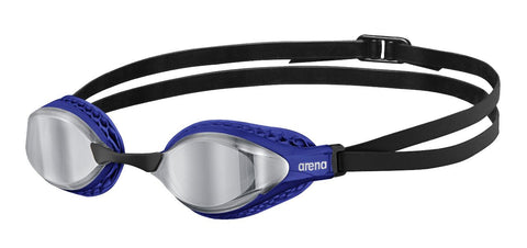 Arena Air-Speed Mirror Adult Goggles Silver Blue