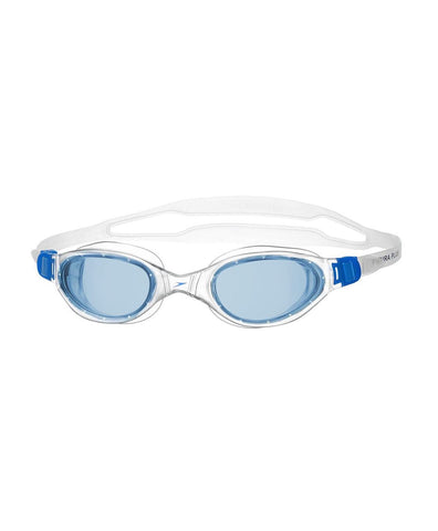Speedo Futura Plus Clear/Blue - Clickswim.com