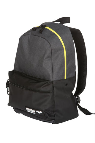Arena Team  Backpack 3Grey Melange - Clickswim.com