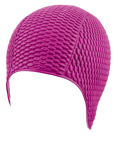 Beco Womens Latex Bubble Cap Pink - Clickswim.com