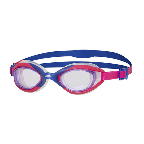 Sonic Air Jnr Junior Goggles Purple/Pink - Clickswim.com