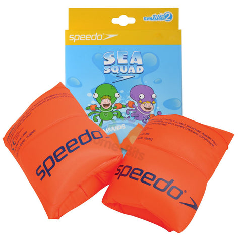 Speedo 2-6 Years Roll Up Armbands - Clickswim.com