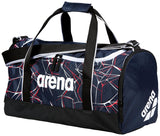 Arena Swim Bag Water Spiky 2 Medium Navy 32L - Clickswim.com