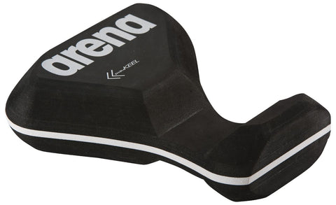 Arena Training Swim Keel Black/Grey - Clickswim.com