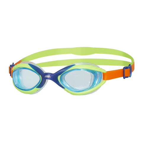 Sonic Air Jnr Junior Goggles Blue/green - Clickswim.com