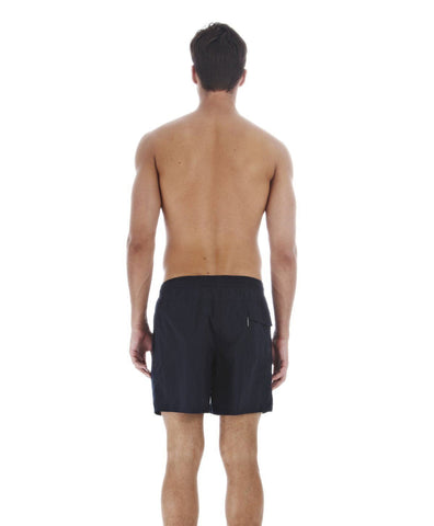 "Speedo Mens Solid Leisure 16"" Watershort Navy - clickswim.com"