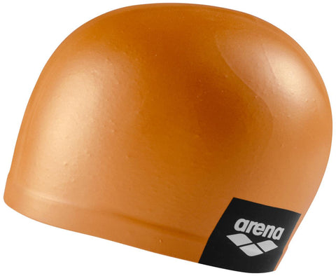 Arena Logo Moulded Cap True Sport Pinkish Orange - Clickswim.com