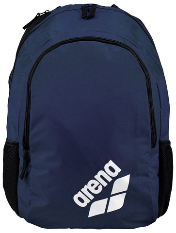 Arena Swim Bag Spiky 2 Backpack Navy Team - Clickswim.com
