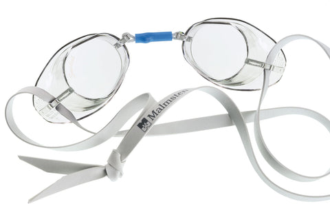 Malmsten Swedish Anti-Fog Adult Goggles Clear - Clickswim.com