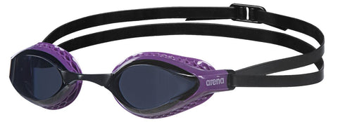 Arena Air-Speed Adult Goggles Dark Smoke Purple