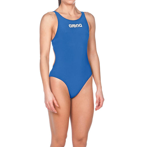Arena Womens Powerskin ST Classic Swimsuit Royal - Clickswim.com