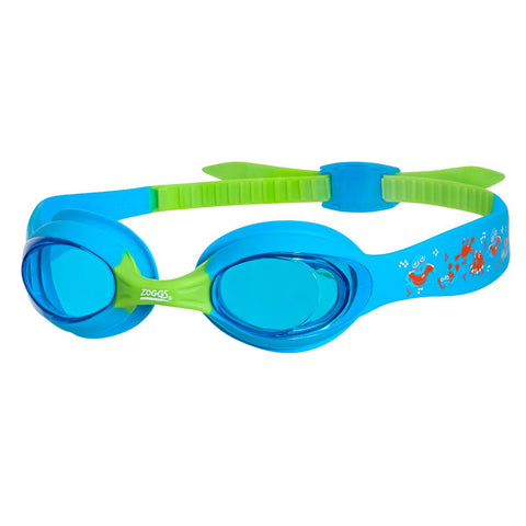 Zoggs Little Twist Infant Goggle Blue - Clickswim.com