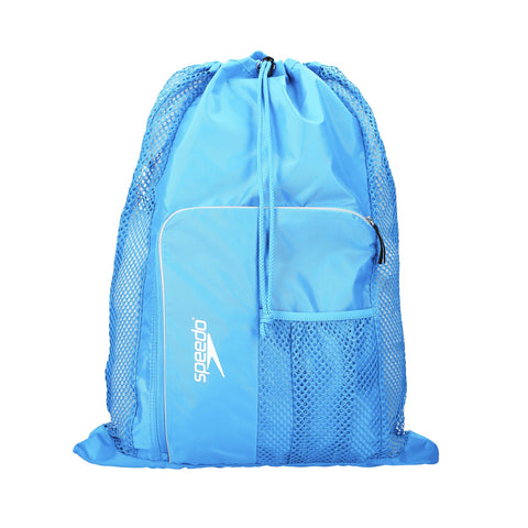 Speedo Ventilator Mesh Bag Blue 35L - Clickswim.com