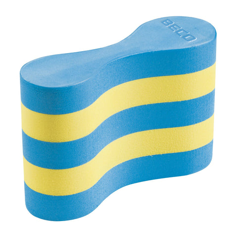 Beco Pullbuoy Adult Blue/Yellow - Clickswim.com