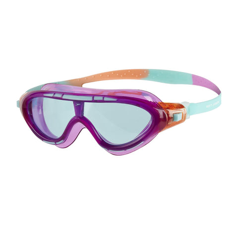 Speedo Junior Goggles Biofuse Rift Junior Purple/Blue - Clickswim.com