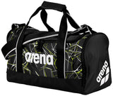 Arena Swim Bag Water Spiky 2 Small Black 25L - Clickswim.com