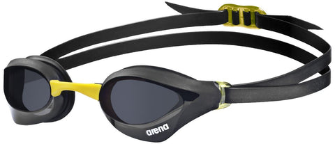 Arena Adult Racing Goggles Cobra Core Smoke/Black - Clickswim.com