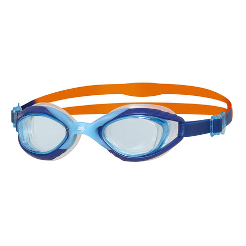 Sonic Air Jnr Junior Goggles Blue/Navy - Clickswim.com