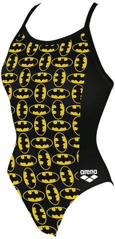 Arena Licensing Collection Womens Super Hero Ao One Piece Batman Multi