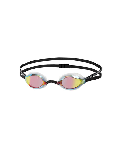 Speedo Adult Goggles Fastskin Speedsocket 2 Mirror White - Clickswim.com
