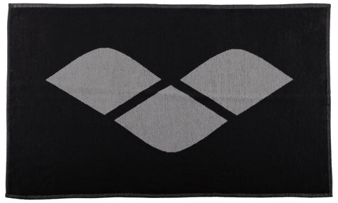 Arena Towel Handy Black/Grey - Clickswim.com