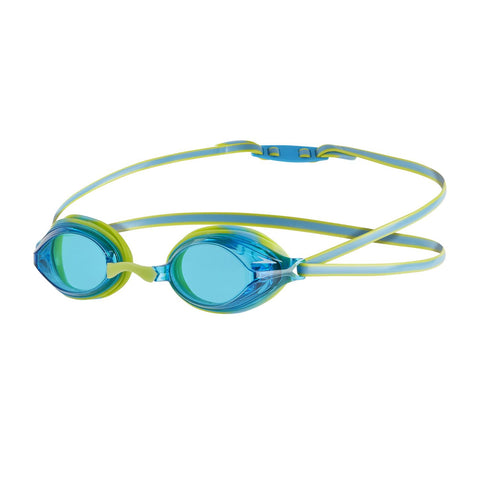 Speedo Goggles Vengeance Junior Green/Blue - clickswim.com