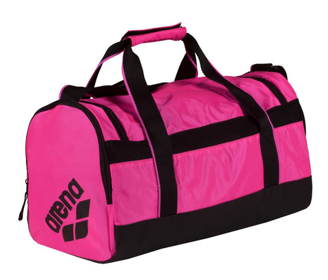 Arena Swim Bag Spiky 2 Medium Fuchsia 32L - Clickswim.com