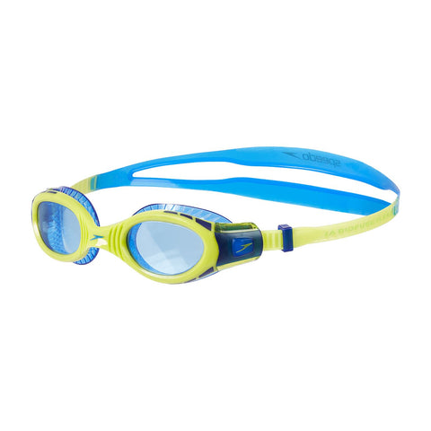 Speedo Junior Futura Biofuse Flexiseal Goggles Lime