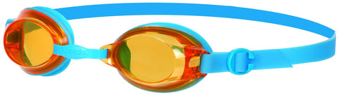 Speedo Jet Junior Goggle Purple / Blue - Clickswim.com