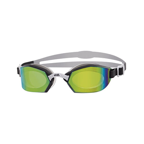Ultima Air Titanium Adult Goggles Black/Grey/Titanium - Clickswim.com