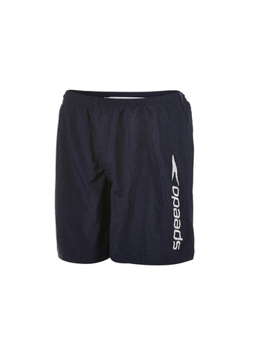 "Speedo Junior Boys Watershorts Challenge 15"" Watershort Navy - Clickswim.com"