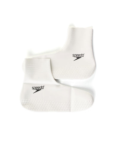Speedo Adult Unisex Latex Sock White - Clickswim.com