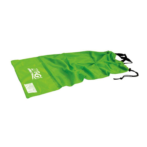 Zoggs Aqua Sports Mesh Bag Lime - Clickswim.com