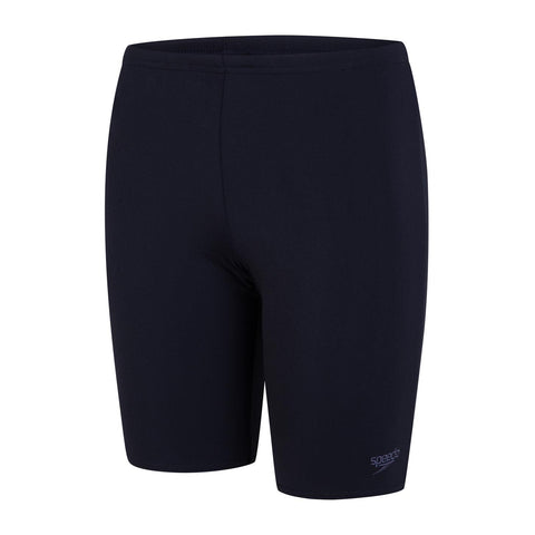 Speedo Essential Endurance+ Jammer Boys True Navy - Clickswim.com
