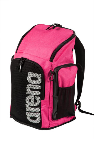 Arena Team  Backpack 45 Pink Melange - Clickswim.com